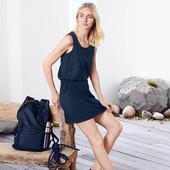 Мой пролет с размером.☘ Платье c карманами для активного отдыха от Tchibo(Германия), размеры на