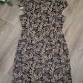 Красивое платье на лето и осень, р.44-46. Состояние нового