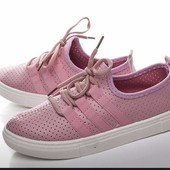 Легенькие кроссовки на лето девочкам 25-35 р