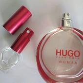 Оригинал!5 мл,Hugo Boss Hugo Woman парфюмированная вода