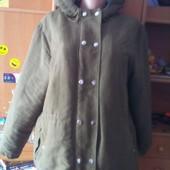 Куртка, демисезон, р. XL. Atmosphere. состояние отличное