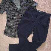 Блузка и стильные брюки