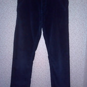 2 брюк в школу одним лотом на мальчика прим. 134-146 см. Плотные+ тонкие. Не секонд!