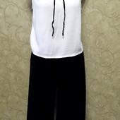 Собираем лоты!! Комплект бриджы - кюлоты +блуза, размер s-m