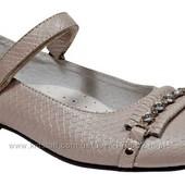 Уникальное предложение!!! кожа внутри и снаружи!!! туфли для девочек тм Flamingo!