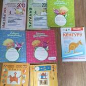 Много учебных пособий для начальной школы одним лотом!!!(8 шт)