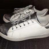 Белые кроссовки Lelli Kelly, разм. 30 (19,5 см внутри). Сост. отличное!