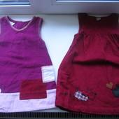 Классные яркие сарафанчики для сада на девочку 2-3 года