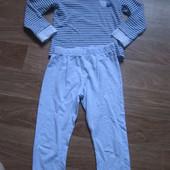 Нежный голубой наборчик спальных вещей на мальчика, возраст 4 года