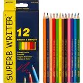 Цветные карандаши Marco12 цветов. Качество супер!