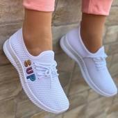 Крутые!!! кроссовки сеточка,не жаркие,Рекомендую,размер и цвет на выбор!пишем сразу!!!