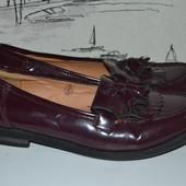 Туфлі лофери на 39 розмір
