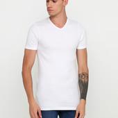 Комплект 3 шт мужские бельевые футболки Livergy Германия размер 7/XL