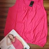 нежная футболка на резинке от Esmara р.XL (95% вискоза) цвет фото 2 !!