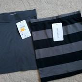 Две Фирменные юбки одним лотом, размер 134