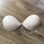 невидимый силиконовый бюстгальтер Fly bra