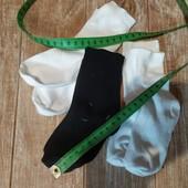 Лот 3 пары носочков на 12 см(англия)