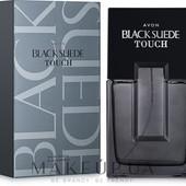 Восточно-пряная композиция Avon Black Suede Touch 75 мл!! Много лотов-собирайте!!!