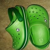 Crocs оригінал 6/7 розмір, 14 см стелька,