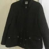 Стеганная куртка большой размер 58-60