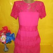 Ажурное женское платье Spotlight (Спортлайт) рр 10 грудь 45-47 см !!!!!!!!