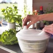 Миска для миття та сушіння листя салату та інше. Ikea