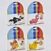 Надувная игрушка Intex. Золотая рыбка.