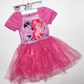 Красивые платья с любимыми героями Литл Пони!