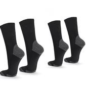 ☘ Лот 2 пары☘ Качественные функциональные носки терморегуляция Tchibo(Германия),35-40,унисекс
