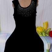 Шикарное платье размер 54/56