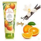 Великолепный! Крем для рук «Апельсин & ваниль» faberlic / УП-10%