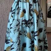 Чудове літнє плаття.Розмір- M.L