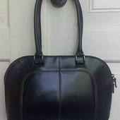 Кожаная женская классная сумка!!!