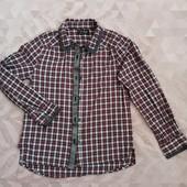 Рубашка для девочки (128)