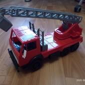 Пожарная машина Орион. Состояние новой!