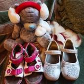 Туфли и босоножки для принцессы одним лотом