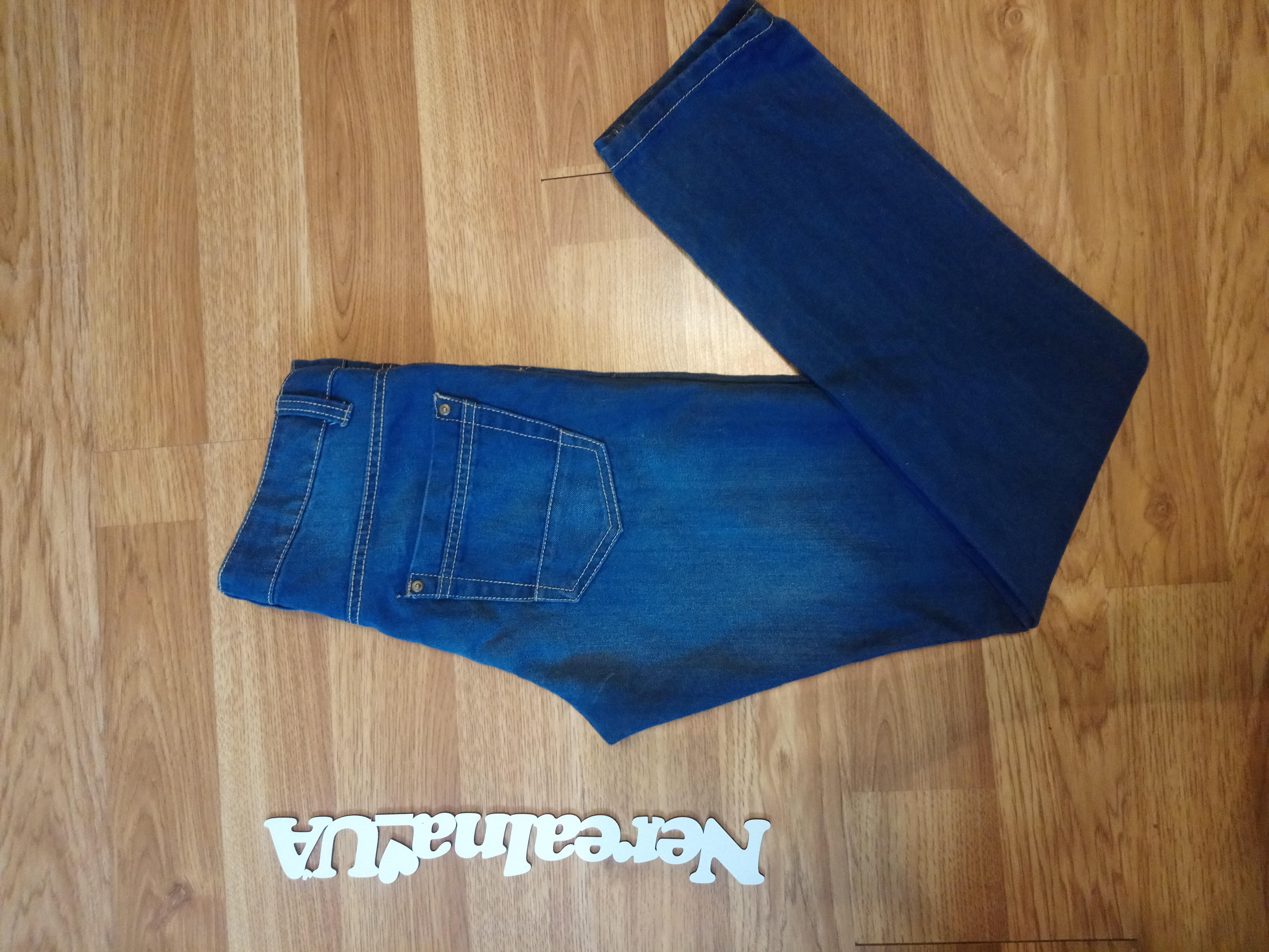 Livergy Германия Стильные коттоновые джинсы 48р евро