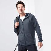 ☘ Куртка-толстовка с капюшоном, от Tchibo, размеры наши: 48-50 ( М евро)