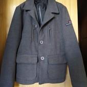 Пальто полупальто пиджак теплый