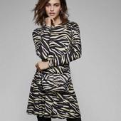 Платье зебра идеал