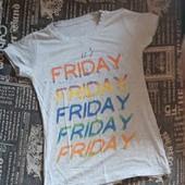 Прикольная футболка, XS, S