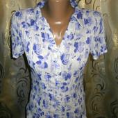 Женская шифоновая блуза bm