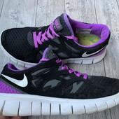 Кроссовки Nike оригинал 38 размер стелька 23, 5 см.