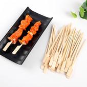 Ernesto Набор 60единиц шпажки бамбуковые и наборы для суши и азиатской пищи