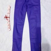 Классные джинсы-скинни на подростка или стройную девушку
