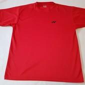Фирменная мужская спортивная футболка, размер L – Xl.