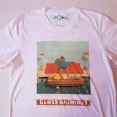 Хлопковая футболка Canvas, размер M, унисекс