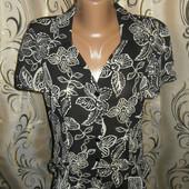 Женская шифоновая блуза rena rowan