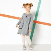 Милое платьице для девочки Lupilu Германия размер 98/104