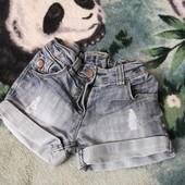 Шорты джинсовые на рост 116, 6лет